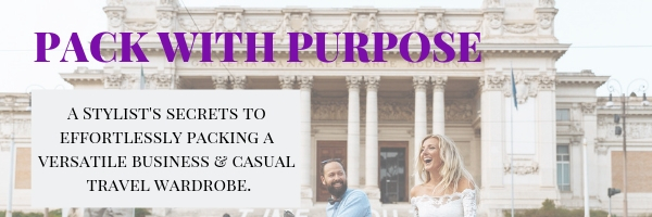 Pack with purpose course