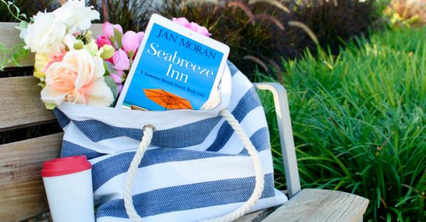 Need a new SUMMER Read?  Jan Moran's new novel features 'The T-Shirt + Jeans Handbook'!
