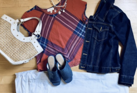 Need a little SUMMER outfit inspo?
